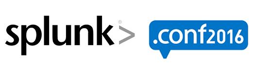 Splunk conference 2016 logo