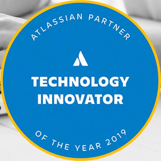 technology innovator logo